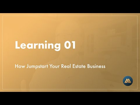 How Jumpstart Your Real Estate Business