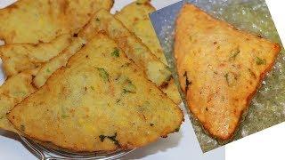 पोहा का बिल्कुल नया और आसान नाश्ता झटपट बनाये |Poha Aloo Snacks - Aloo ki Poori Recipe/Poha ka Nasta