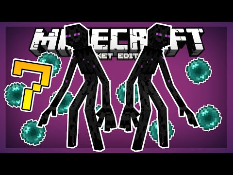 MCPE // 7 THINGS You Didn't Know About The Enderman - Minecraft PE (Pocket Edition)