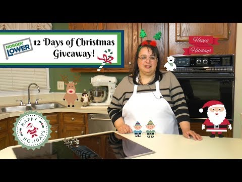 12 Days of Christmas GIVEAWAY! ~ NobodyLower.com ~ Facebook Giveaway! @NobodyLowerMemphis