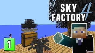 SkyFactory 4 - EP 3 Gold & Latex production - PakVim net HD Vdieos