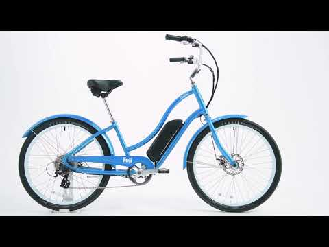 Fuji Sanibel e-Bike Product Video by Performance Bicycle