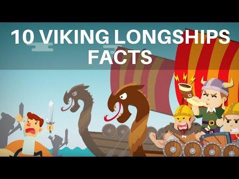 10 Viking Longships Facts - Viking Facts for Kids - Viking Information KS2 - Vikings for Kids