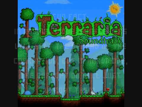 Terraria Music EXTENDED!!! The Corruption!