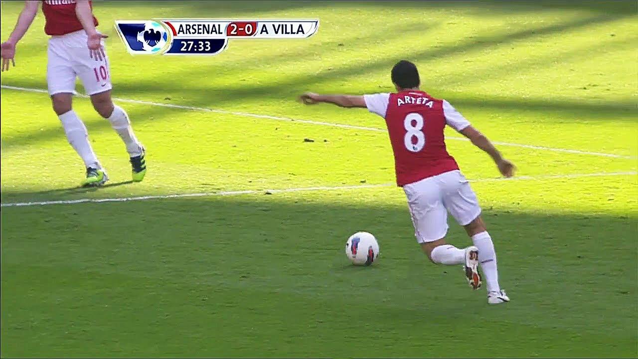 Amazing Arsenal Goals!