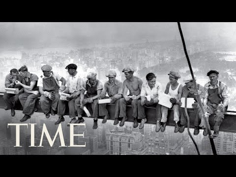 Lunch Atop A Skyscraper: The Story Behind The 1932 Photo | 100 Photos | TIME