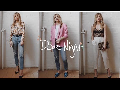 DATE NIGHT OUTFIT IDEAS | How to Style Girls Night Out Outfits