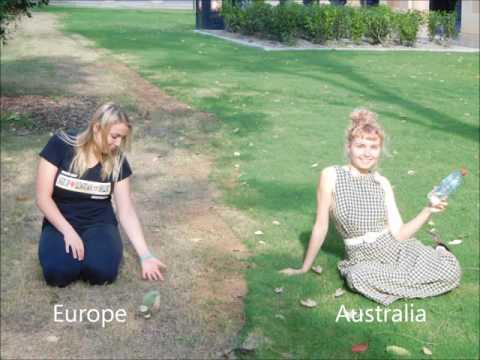 europe vs australia
