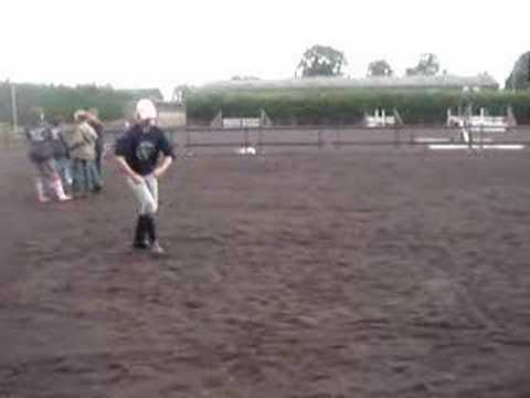 Learning A Dressage Test -RETARD STYLE