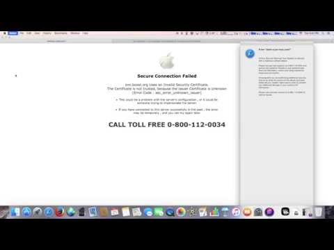 What to do when Safari gets locked on a Pop Up window