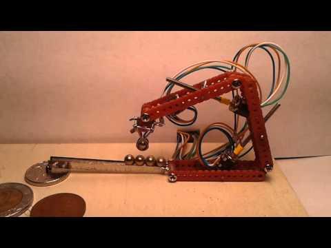 World's Largest Robotic Arm - Micro Mini CNC Linear Actuator - Part 2