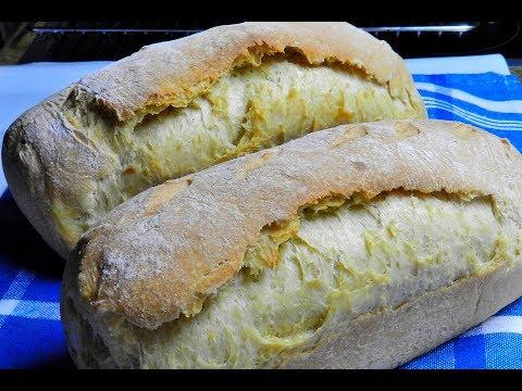 Baking Potato Bread | Overnight Dough Recipe