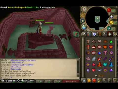 Soulsplit how to get Dharok's armour [FREE!] 2014
