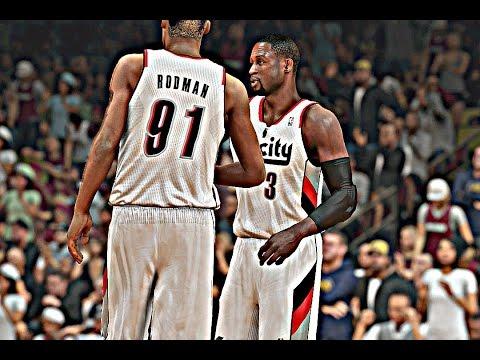 NBA 2k14 XB1 My Team | Don't Go At Michael Jordan | Never Say Never