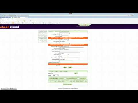 ECheck Direct - Accept Checks by Phone or Online Software