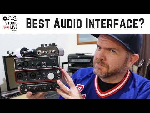 Audio Interfaces - Which One is Right for You? (USB, iOS, Mac, PC)