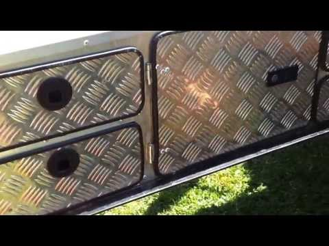 How to build a camper trailer kitchen part 1 of 2.mp4