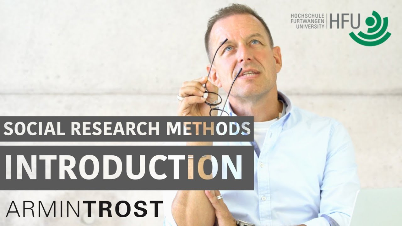 #01 SOCIAL RESEARCH METHODS | INTRODUCTION