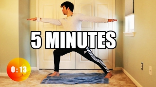 Yoga Routine ASAP | In Only 5 Minutes