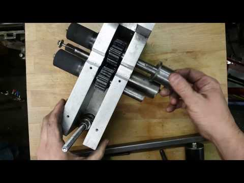 RING ROLLER, METAL BENDER HOMEMADE DIY (Part 4, Build Update)