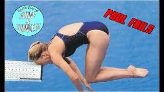 Epic Pool Fails Compilation (smijeh Do Suza Zagarantovan)★smijesni Klipovi★2018! #8