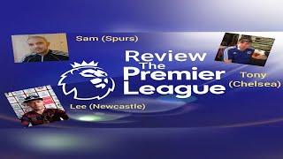 Review the Premier League
