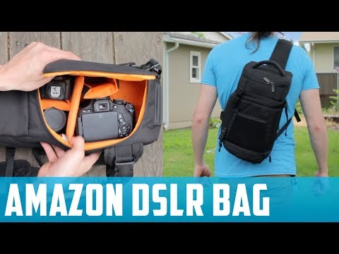 Bros Review Amazon SLR Bag