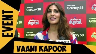 Vaani Kapoor Attends The Launch Of Samsung Galaxy S8   follo.in