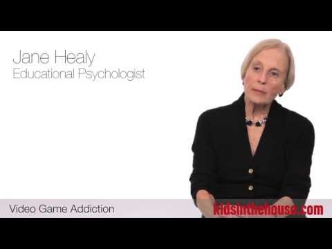 Video Game Addiction - Jane Healy, PhD
