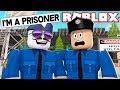 CRIMINAL DISGUISING AS A COP (ROBLOX JAILBREAK TROLLING)