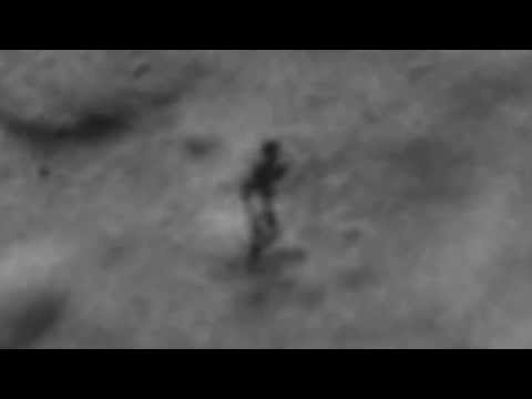 Tem a sombra de um ET na Lua? Imagem de satélite no Google levanta teorias da conspiração