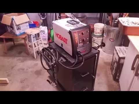 $10 Welding Cart Build Overview
