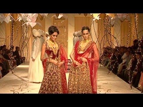 India Bridal Fashion Week -- Day 6