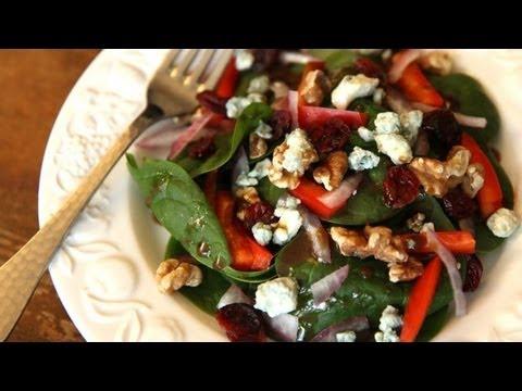 How to Make Balsamic Salad Dressing - Homemade Salad Dressing Recipe