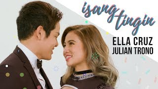 Ella Cruz and Julian Trono — Isang Tingin   Fan Girl, Fan Boy Theme Song [Official Music Video]
