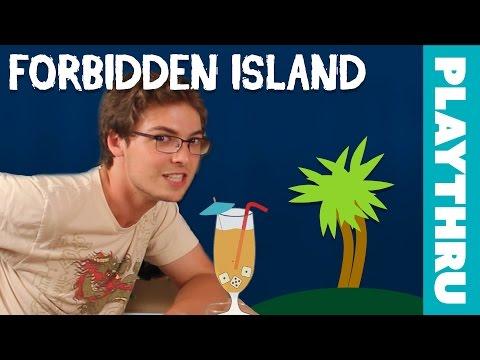 FORBIDDEN ISLAND - Drinking Play Through