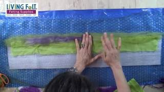Nuno Felting Tutorial - Part 1 of 4