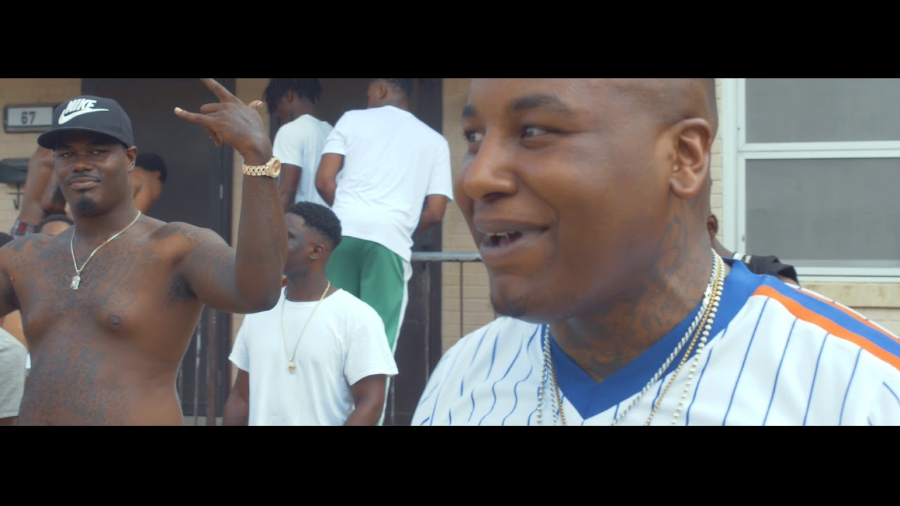 """HoneyKomb Brazy """"Freestyle"""" (Official Music Video)"""