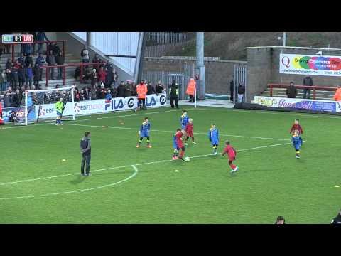 Football League Kinder+Sport Kids Cup Final - Bolton-le-Sands vs Lancaster Road