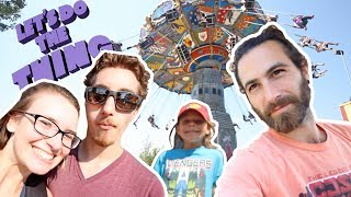 Day Trip To The Amusement Park - Calaway Park w/ Thub Squad!