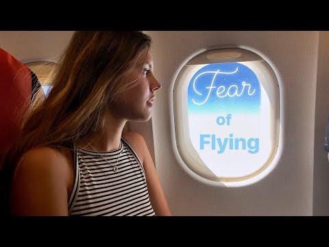 managing my fear of flying