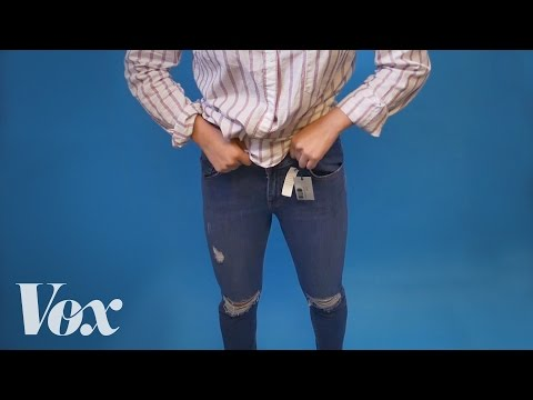 Why women's clothing sizes don't make sense