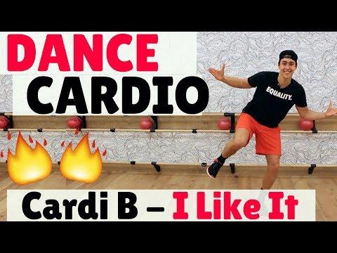 CARDI B - I LIKE IT - Dance Fitness CARDIO