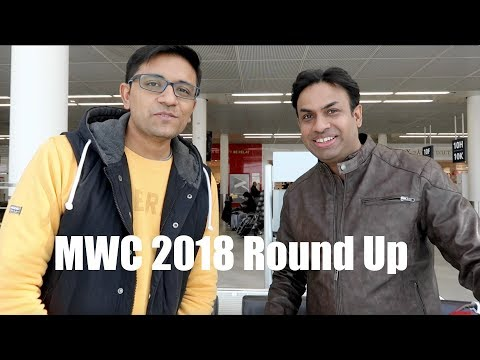 MWC 2018 Announcements Round Up with Amit Bhawani