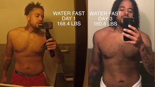 3+day+water+fast+results Videos - 9tube tv