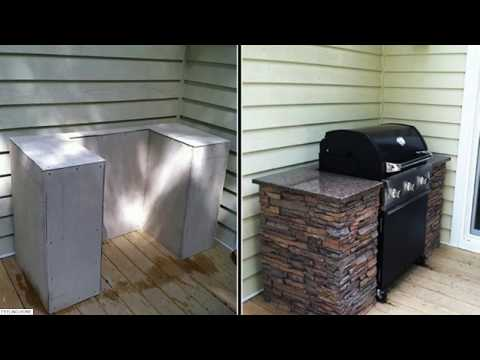 ☑️ Top List 2018: 40 Outdoor Kitchen and Grill Ideas - Small and Big outdoor kitchen Compilation