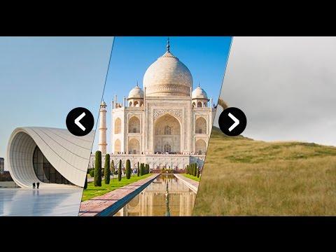 Image Slider (3/3) Auto Slide using HTML 5,CSS 3 & JavaScript