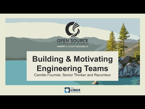 Keynote: Building and Motivating Engineering Teams - Camille Fournier, Senior Thinker and Raconteur