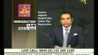 Immigration Law 5th Feb 2016