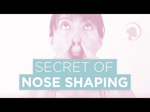 The Secret of Nose Reshaping http://faceyogamethod.com/ - Face Yoga Method
